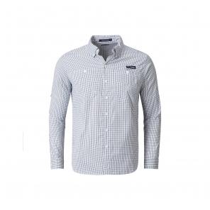 2018春夏新品男款长袖衬衫