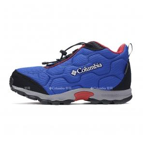 Columbia/哥伦比亚户外19新品秋冬男女童防泼水徒步鞋BY1201