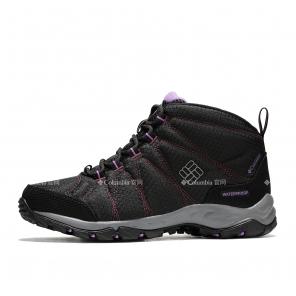 Columbia/哥伦比亚户外19新品秋冬女子防泼水耐力徒步鞋YL3033