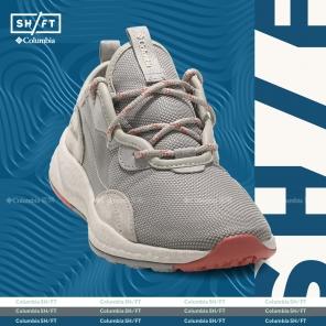 Columbia/哥伦比亚户外19新品秋冬SH/FT低帮女子城市徒步鞋BL1037