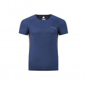 2018春夏钛金系列男款降温跑步短袖T恤