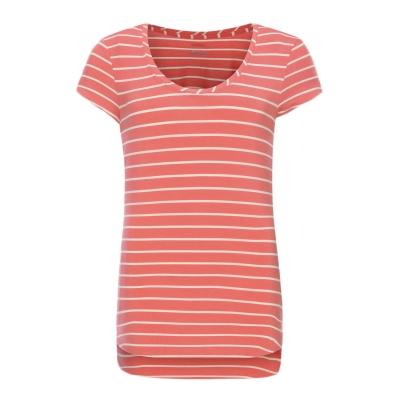 2016春夏商品  女款  轻便透气速干短袖长款T恤
