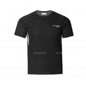 Columbia/哥伦比亚户外19新品秋冬男子奥米降温越野跑T恤AE0223