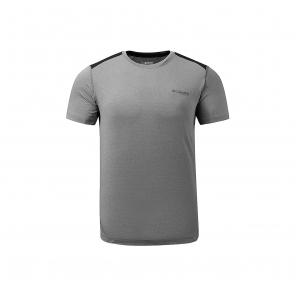 2017春夏商品男款降温速干Titanium短袖T恤