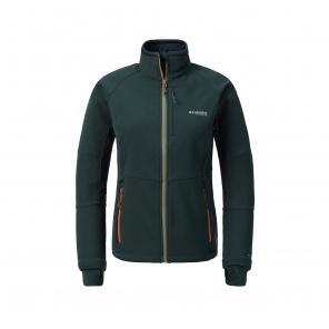 2017秋冬商品 女款 户外Titanium钛金热能保暖软壳夹克