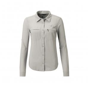 2018春夏新品钛金系列女款降温吸湿长袖衬衫