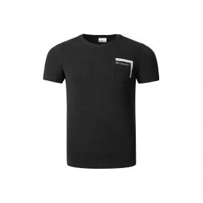 2018春夏新品男款吸湿短袖T恤