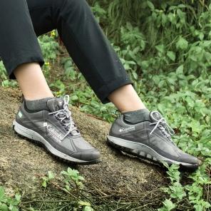 春夏女士防雨钛金系列多功能轻装徒步鞋