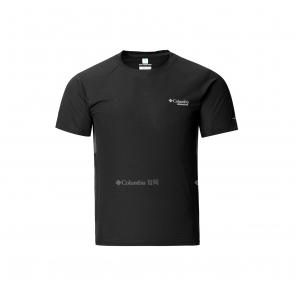 春夏越野跑系列男款奥米降温短袖T恤