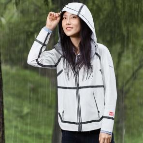 2019新款春夏女士OUTDRY Extreme都市双栖防雨夹克