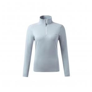 2017春夏新品女款钛金系列运动降温长袖T恤