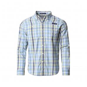 经典款春夏男款钓鱼系列奥米防晒衬衫