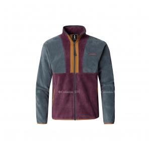 Columbia/哥伦比亚户外19新品秋冬男子城市户外抓绒衣AE0276