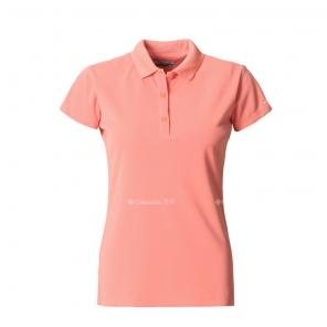 2019新款春夏钓鱼系列女款短袖polo衫
