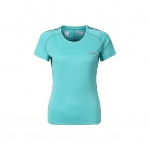 2018春夏新品钛金系列女款降温吸湿T恤