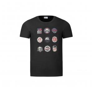2018春夏男款吸湿短袖T恤