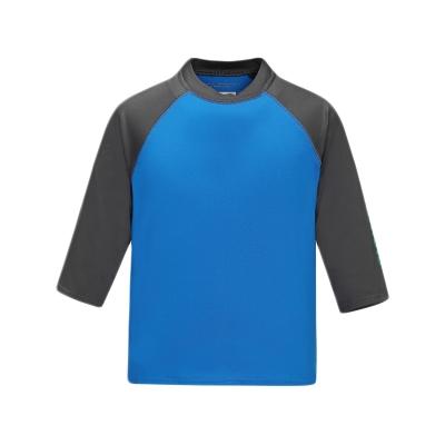 2016春夏商品  男童  户外舒适七分袖T恤