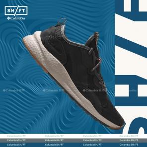 Columbia/哥伦比亚户外19新品秋冬SH/FT低帮男子城市徒步鞋BM1037