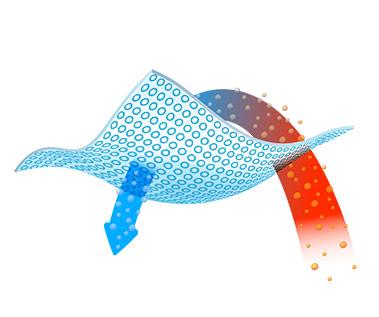 Omni-Freeze Zero Technology Illustration
